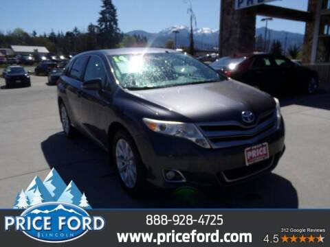 2014 Toyota Venza for sale at Price Ford Lincoln in Port Angeles WA