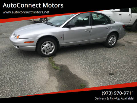 2002 Saturn S-Series for sale at AutoConnect Motors in Kenvil NJ