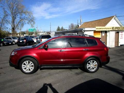 2012 Subaru Tribeca for sale at American Auto Group Now in Maple Shade NJ