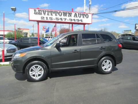 2012 Hyundai Santa Fe for sale at Levittown Auto in Levittown PA
