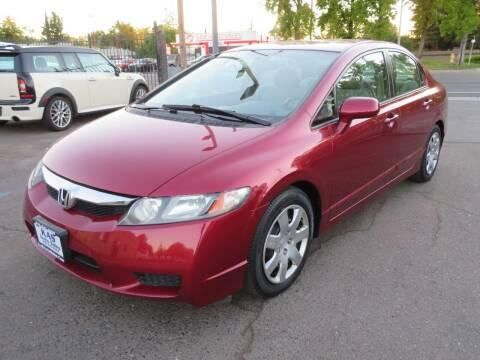 2010 Honda Civic for sale at KAS Auto Sales in Sacramento CA