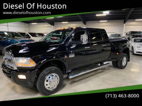 2014 RAM Ram Pickup 3500 for sale at Diesel Of Houston in Houston TX