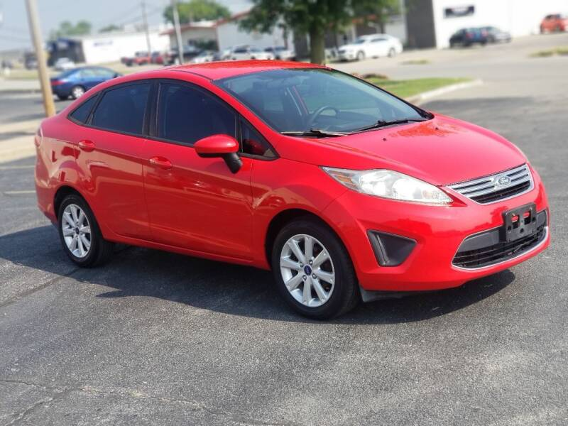 2012 Ford Fiesta for sale at Vision Motorsports in Tulsa OK