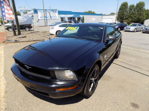 2009 Ford Mustang for sale at Pro-Motion Motor Co in Lincolnton NC