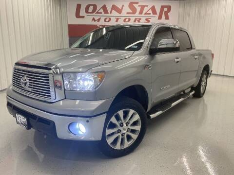 2012 Toyota Tundra for sale at Loan Star Motors in Humble TX