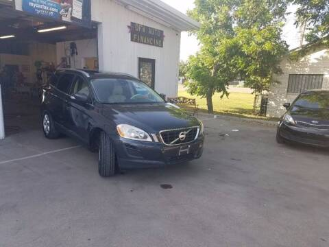 2011 Volvo XC60 for sale at DFW AUTO FINANCING LLC in Dallas TX