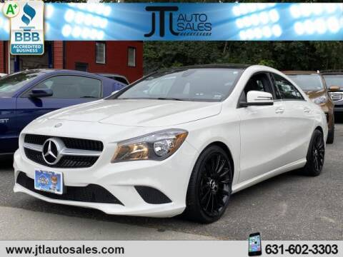 2016 Mercedes-Benz CLA for sale at JTL Auto Inc in Selden NY