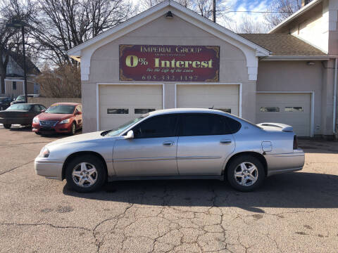 2005 Chevrolet Impala for sale at Imperial Group in Sioux Falls SD