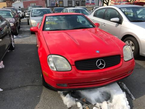 1999 Mercedes-Benz SLK for sale at Chambers Auto Sales LLC in Trenton NJ