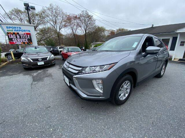 2018 Mitsubishi Eclipse Cross for sale at Sports & Imports in Pasadena MD