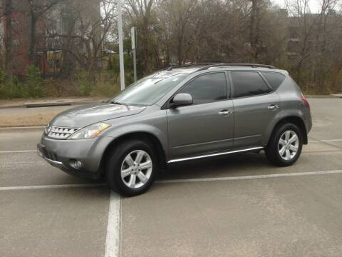 2006 Nissan Murano for sale at ACH AutoHaus in Dallas TX