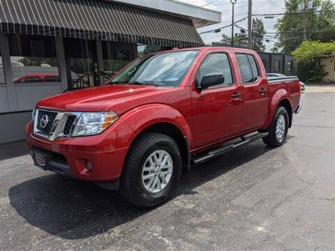 2017 Nissan Frontier for sale at GAHANNA AUTO SALES in Gahanna OH