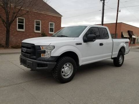 2017 Ford F-150 for sale at KHAN'S AUTO LLC in Worland WY