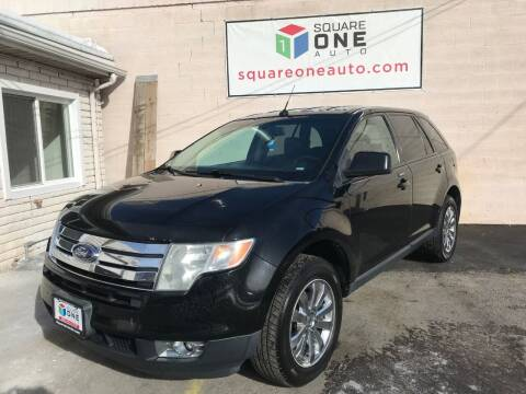 2007 Ford Edge for sale at SQUARE ONE AUTO LLC in Murray UT