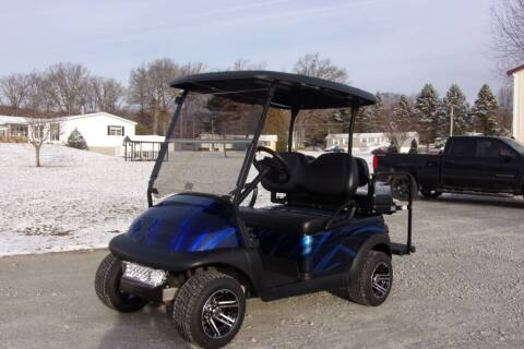 2016 Club Car Precedent Gas EFI 4 Passenger for sale at Area 31 Golf Carts - Gas 4 Passenger in Acme PA