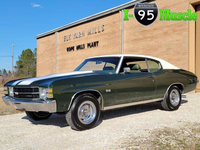 Used Chevrolet Chevelle For Sale In Fayetteville Nc Carsforsale Com