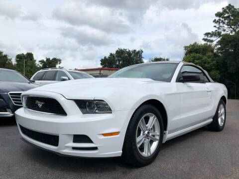 2014 Ford Mustang for sale at Upfront Automotive Group in Debary FL