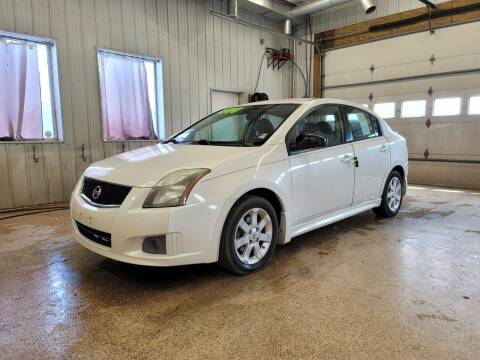 2010 Nissan Sentra for sale at Sand's Auto Sales in Cambridge MN