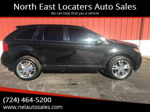 2014 Ford Edge for sale at North East Locaters Auto Sales in Indiana PA