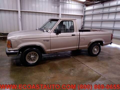 1992 Ford Ranger for sale at East Coast Auto Source Inc. in Bedford VA