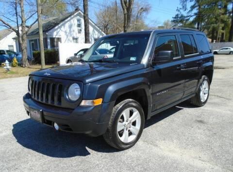 2014 Jeep Patriot for sale at Ridetime Auto in Suffolk VA