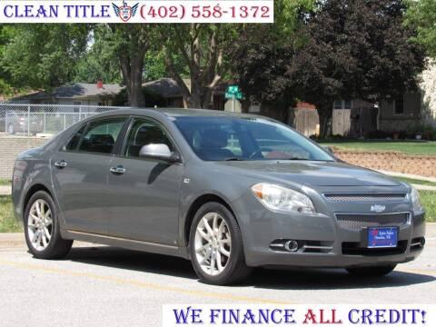 2008 Chevrolet Malibu for sale at NY AUTO SALES in Omaha NE