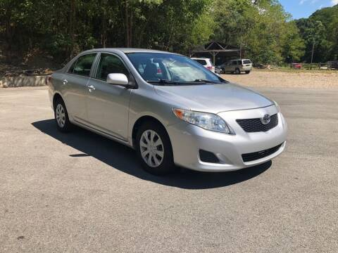 2009 Toyota Corolla for sale at Worldwide Auto Group LLC in Monroeville PA