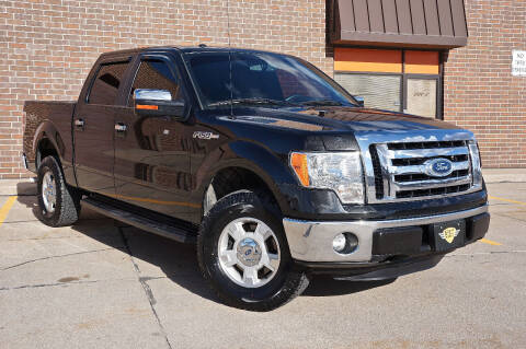 2012 Ford F-150 for sale at Effect Auto Center in Omaha NE