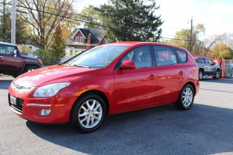 2009 Hyundai Elantra for sale at Crown Motors in Schenectady NY