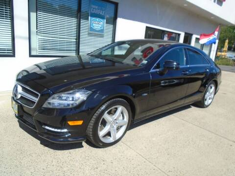 2012 Mercedes-Benz CLS for sale at Island Auto Buyers in West Babylon NY