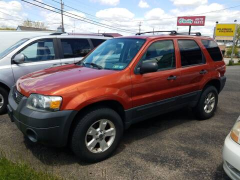 2006 Ford Escape for sale at Wildwood Motors in Gibsonia PA