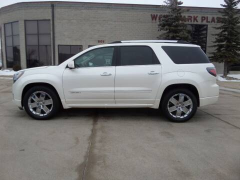2015 GMC Acadia for sale at Elite Motors in Fargo ND