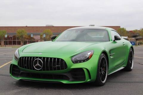 2018 Mercedes-Benz AMG GT for sale at Road Runner Auto Sales WAYNE in Wayne MI