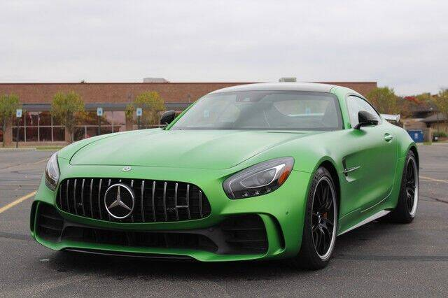 2018 Mercedes-Benz AMG GT for sale at Road Runner Auto Sales WAYNE in Wayne MI