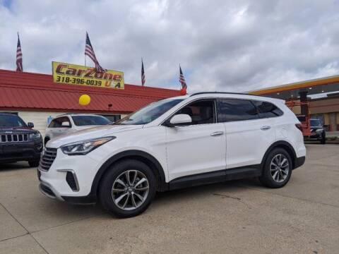 2017 Hyundai Santa Fe for sale at CarZoneUSA in West Monroe LA