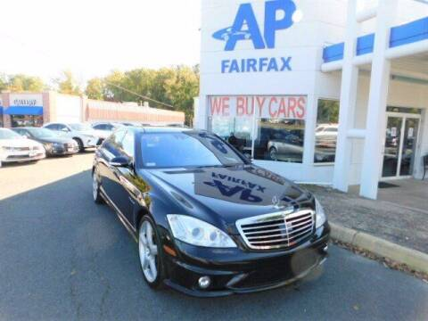 2007 Mercedes-Benz S-Class for sale at AP Fairfax in Fairfax VA