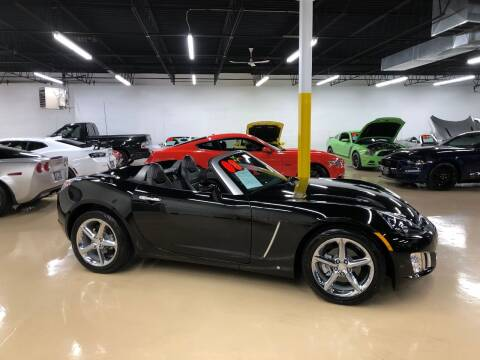2008 Saturn SKY for sale at Fox Valley Motorworks in Lake In The Hills IL