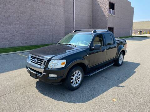 2007 Ford Explorer Sport Trac for sale at JE Autoworks LLC in Willoughby OH