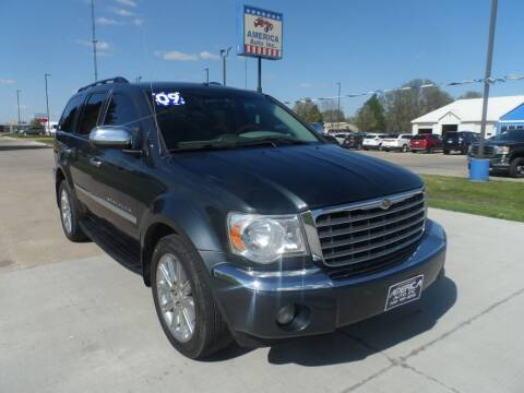 2009 Chrysler Aspen for sale at America Auto Inc in South Sioux City NE