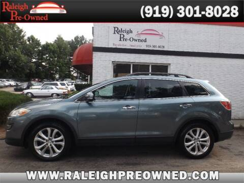 2012 Mazda CX-9 for sale at Raleigh Pre-Owned in Raleigh NC