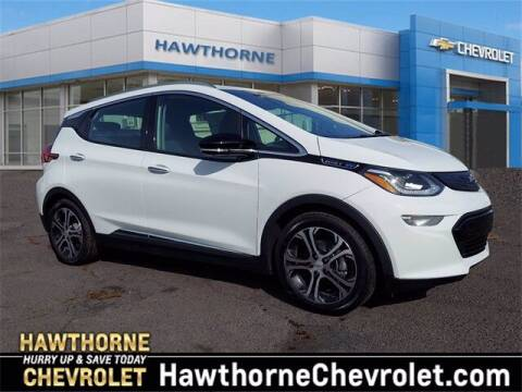 2021 Chevrolet Bolt EV for sale at Hawthorne Chevrolet in Hawthorne NJ