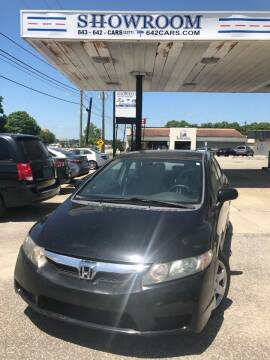 2009 Honda Civic for sale at Showroom Auto Sales of Charleston in Charleston SC