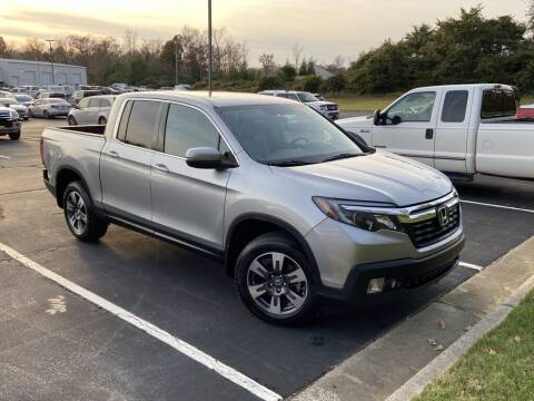 2017 Honda Ridgeline for sale at Stearns Ford in Burlington NC