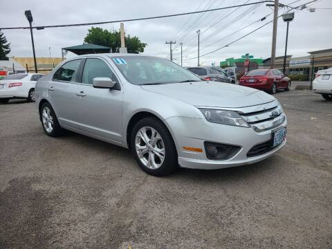 2012 Ford Fusion for sale at Universal Auto Sales in Salem OR
