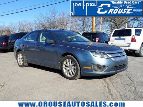 2011 Ford Fusion for sale at Joe and Paul Crouse Inc. in Columbia PA