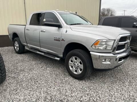 2013 RAM Ram Pickup 3500 for sale at B & M Motors, LLC in Tompkinsville KY