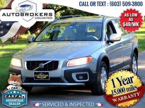 2008 Volvo XC70 for sale at Auto Brokers Unlimited in Derry NH