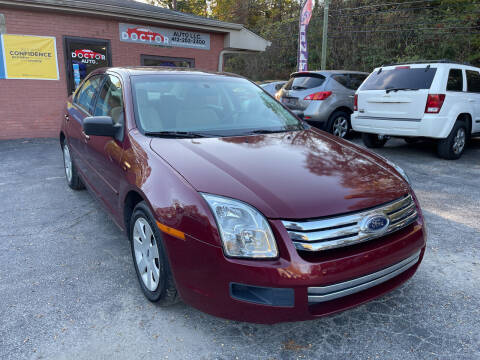 2006 Ford Fusion for sale at Doctor Auto in Cecil PA