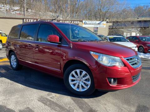 2012 Volkswagen Routan for sale at Ultra 1 Motors in Pittsburgh PA