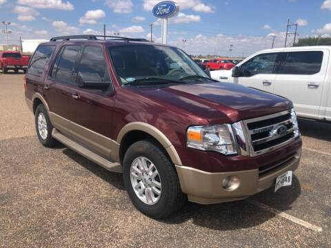 2012 Ford Expedition for sale at STANLEY FORD ANDREWS in Andrews TX